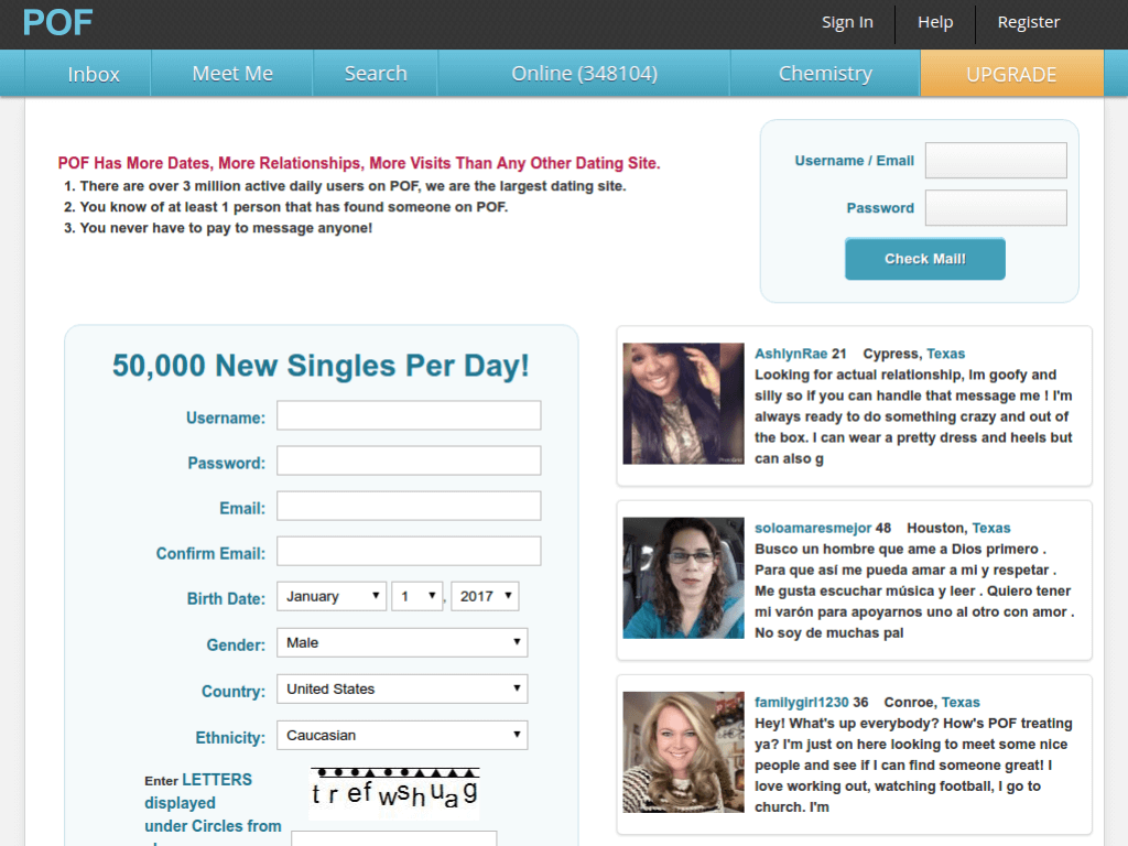 Find Your Match on Dating.com: Chat to Singles with Top ...