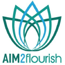 Aim 2 Flourish logo